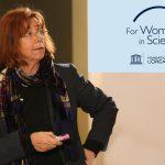 Presidenta de la academia, profesora María Teresa Ruiz, ha sido galardonada con el premio L'oreal Unesco 2017
