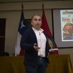 """Las consecuencias de las emisiones de carbono fueron analizadas por el profesor Cristian Vargas en """"Miércoles en la Academia"""""""