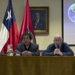 """Profesor Rubén Escribano presenta las sorprendentes formas de vida del fondo marino en """"Miércoles en la Academia"""""""