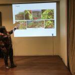 """Los cultivos en zonas áridas, charla de la profesora Elizabeth Bastías en sesión final de """"Miércoles en la Academia 2018"""""""
