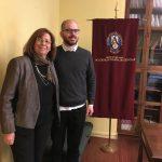 Presidenta de la Academia María Teresa Ruiz se reúne con presidente de Comisión de Ciencia y Tecnología de Cámara de Diputados