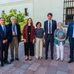 Directiva de Academia de Ciencias se reúne con Ministro Couve