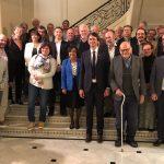 Ministro Couve destaca labor fundamental de la Academia Chilena de Ciencias