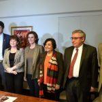 Dra. Dora Altbir, miembro correspondiente de la Academia, recibió Premio Nacional de Ciencias Exactas