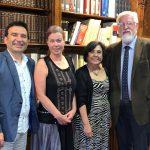 Academia Chilena de Ciencias recibe a representantes de entidad homóloga de Estonia