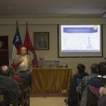 """Profesor Alejandro Buschmann dicta charla sobre acuicultura sustentable en """"Miércoles en la Academia"""""""