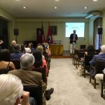 Dr. Javier Simonetti se incorpora a la Academia Chilena de Ciencias como Miembro Correspondiente
