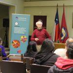 """Con charla del Dr. Kiwi se dio inicio a ciclo de charlas """"Miércoles en la Academia"""""""