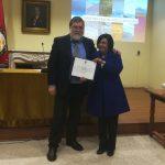 Dr. Jaksic se incorpora a la Academia de Ciencias como miembro correspondiente