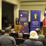 """Con charla de Dra. Pamela Sepúlveda se dio inicio a ciclo de charlas """"Primavera en la Academia"""""""